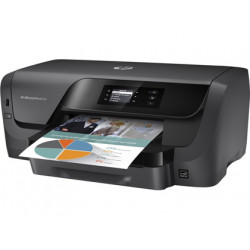 Impresora hp officejet pro 8210 22 ppm negro / 18 ppm color tinta wifi
