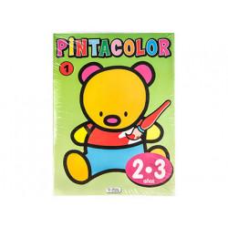Cuaderno de colorear pinta color 16 paginas 210x280 mm
