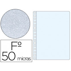 Funda multitaladro qconnect folio 50 mc piel de naranja caja de 100 unidad