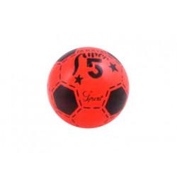 Balon amaya de futbol pvc decorado super 5 diametro 220 mm