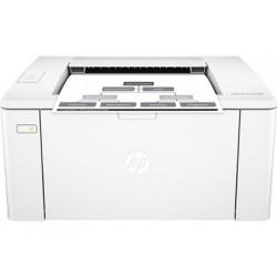 Impresora hp laserjet pro m102a hasta 23 ppm negro 128 mb bandeja entrada 1