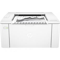 Impresora hp laserjet pro m102w hasta 22 ppm negro 128 mb usb bandeja entra