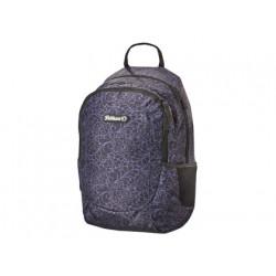 Cartera escolar pelikan kids backpack ornamental flowers 400x300x170 mm