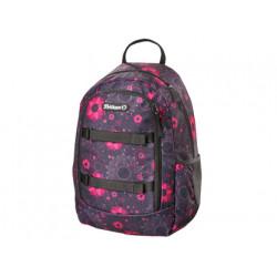 Cartera escolar pelikan teens backpack ornament 400x300x200 mm