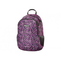 Cartera escolar pelikan teens backpack sportlights 400x300x200 mm