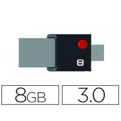 Memoria usb emtec mobile&go otg t200 8 gb usb 30