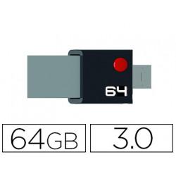 Memoria usb emtec mobile&go otg t200 64 gb usb 30