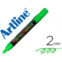 Rotulador artline poster marker epp4ver punta redonda 2 mm color verde
