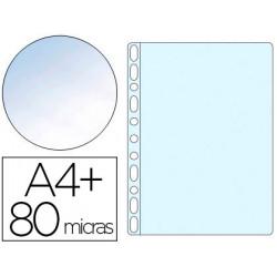 Funda multitaladro qconnect a4+ 80 mc cristal bolsa de 10 unidades