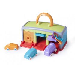 Juego miniland minimobil my garage 7 piezas