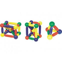 Juego miniland magnetics 36 piezas