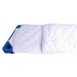 Saco acolchado amaya para cama modelos compact y classic 50% algodon 50% ac
