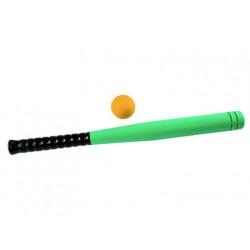Bate de base ball amaya en foam una sola pieza con pelota suave