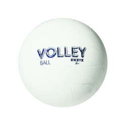 Balon amaya de voley diametro 210 pvc blanco