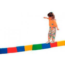 Pasillo amaya para equilibrio acoplable con modulos rectos longitud 30cm ca