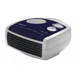 Termoventilador ca2400 taurus compacto termostato regulable 1200w2400w