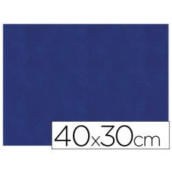 Servilleta de papel airlaid 40x30 cm azul paquete de 40 unidades