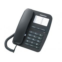 Telefono daewoo dtc240 manos libres rellamada ultimo numero transferencia