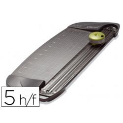 Cizalla rexel plastico smartcut a 200 de rodillo capacidad de corte 5 hojas