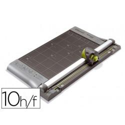 Cizalla rexel metalica smartcut a 425 de rodillo capacidad de corte 10 hoja