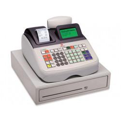 Registradora olivetti ecr 8200 s cajon grande caja profesional conectable p