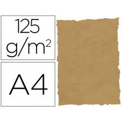 Papel pergamino din a4 troquelado 125 gr piel elefante color pergamino paqu
