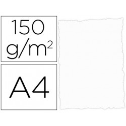 Papel pergamino din a4 troquelado 150 gr color parchment blanco paquete de