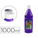 Tempera liquida jovi escolar 1000 ml violeta