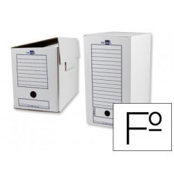 Caja de archivo definitivo liderpapel 367x251x200 mm