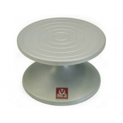Torneta profesional sio2 plato y pie de aluminio inyectado 17 cm diametro