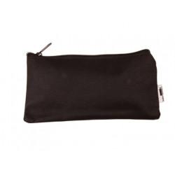 Bolso escolar portatodo liderpapel estrecho negro 200x60 mm