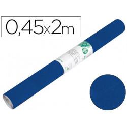 Rollo adhesivo liderpapel especial ante azul rollo de 045 x 2 mt
