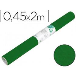 Rollo adhesivo liderpapel especial ante verde rollo de 045 x 2 mt