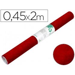 Rollo adhesivo liderpapel especial ante granate rollo de 045 x 2 mt