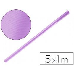 Papel kraft liderpapel lila rollo 5x1 mt