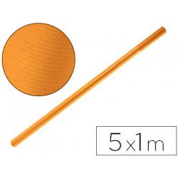 Papel kraft liderpapel marron havana rollo 5x1 mt
