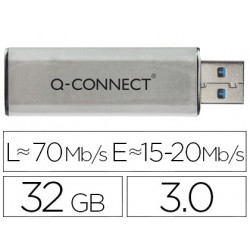 Memoria usb qconnect flash 32 gb 30