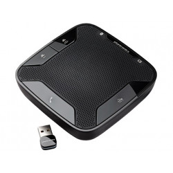 Altavoz plantronics manos libres bluetooth para pc y telefonos moviles