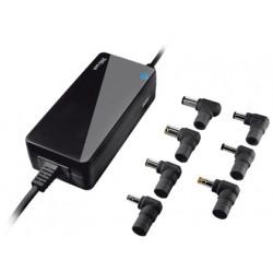Adaptador de corriente trust para portatil 70 w