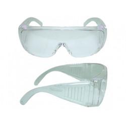 Gafas faru de proteccion visor de policarbonato incoloras