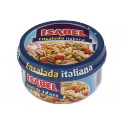 Ensalada italiana isabel racio n individual lista para comer no necesita fr