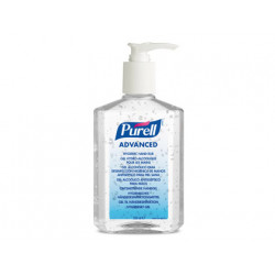 Gel hidroalcoholico purell desinfectante de manos bote de300 ml