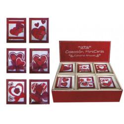 Mini card arguval natura serie v modelos surtidos