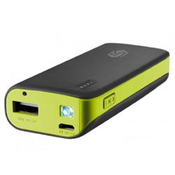 Bateria auxiliar trust para tablets y moviles color negro 4400mah