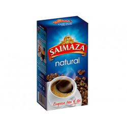 Cafe molido natural superior saimaza paquete de 250 gr