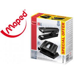 Grapadora + taladradora maped essentials