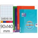 Libreta escolar oxford tapa flexible optik paper openflex 48 hojas 90 gr 90