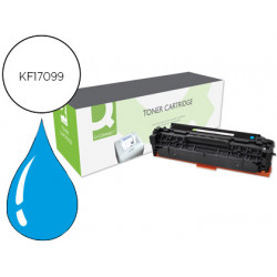 Toner qconnect compatible cf381a laserjet mfp m476 cian 2700 pag