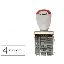 Fechador qconnect con banda para 12 años incluido diamesaño 4 mm