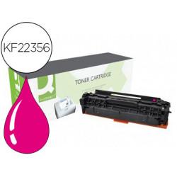 Toner compatible qconnect samsung clp360/365 clx3300/3305 magenta 1500 pa
